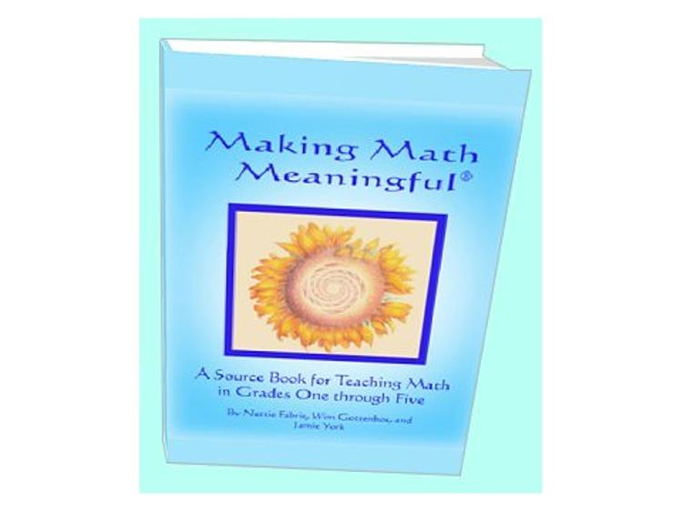 sistermama gets real: My Favorite Math Books